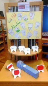 SOBE - Saúde Oral / Biblioteca Escolar – Bochechos Fluoretados